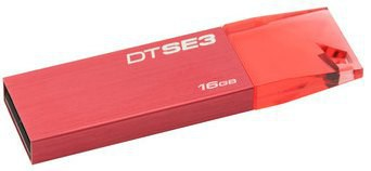 MEMORIA USB 8GB SE3 KINGSTON