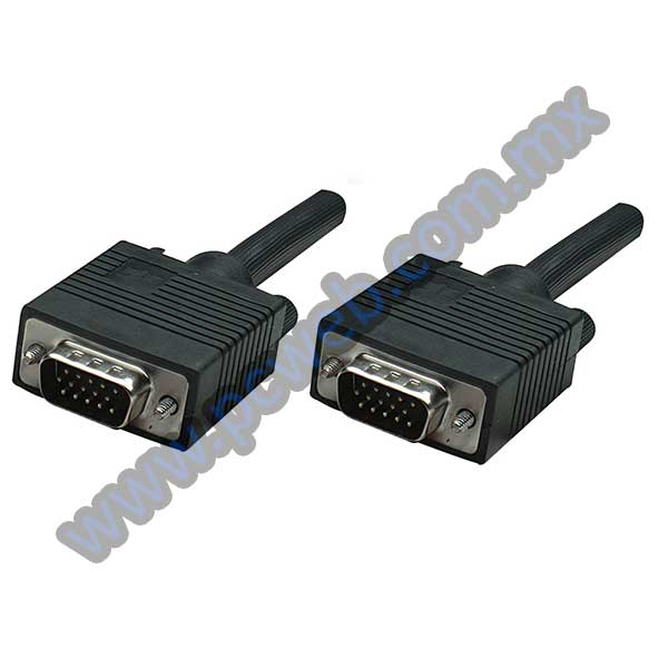 CABLE VGA PARA MONITOR 1.8 MTS. MANHATTAN