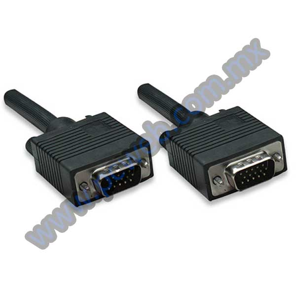 CABLE VGA PARA MONITOR 3 MTS MANHATTAN 311748