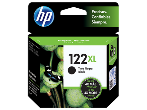 CARTUCHO HP 122 NEGRO XL