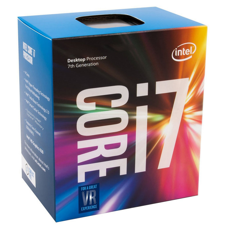 PROCESADOR INTEL CORE i7-7700