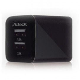 CARGADOR DE PARED ACTECK