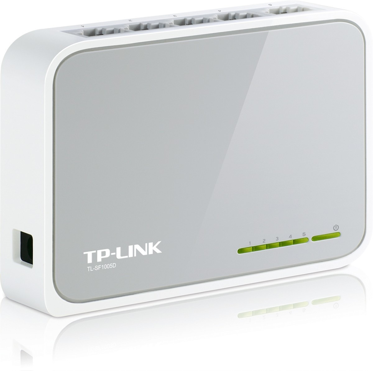 SWITCH ETHERNET TP-LINK 5 PUERTOS TL-SF1005D